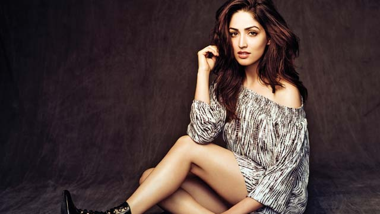 Yami Gautam's hot photoshoot goes viral - Ncr frontline news
